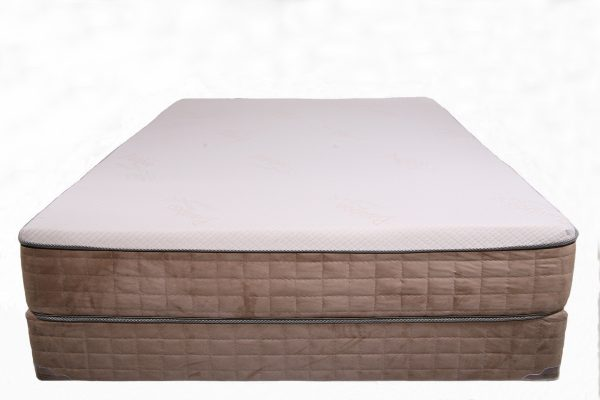 flexopedic 10 inch memory foam